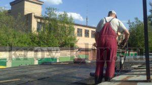 Ремонт крыши гаража Москва Большая Марфинская