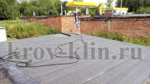 Покрыть крышу гаража г. Высоковск